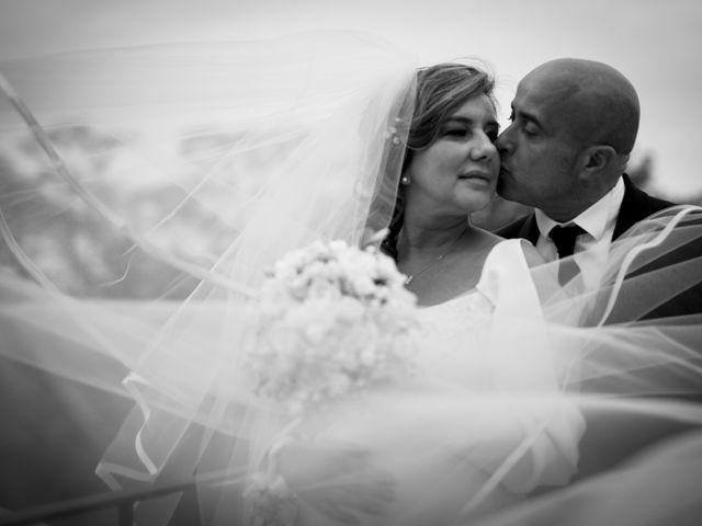Le nozze di Morena e Gian Paolo