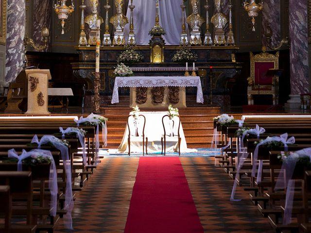 Il matrimonio di Alex e Nunzia a Romanengo, Cremona 20