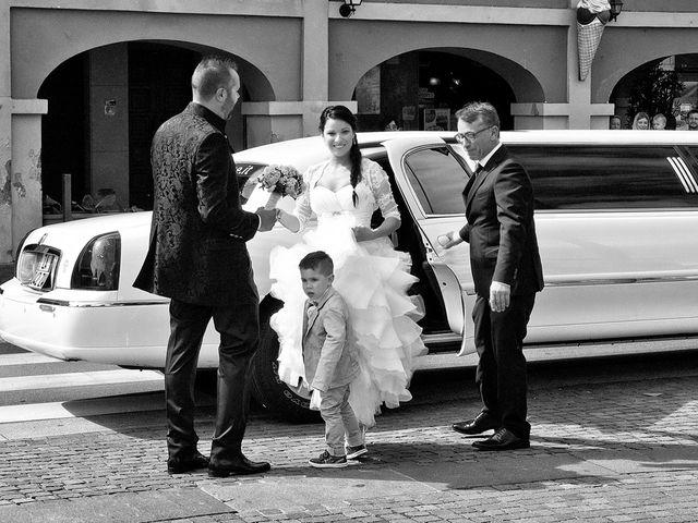 Il matrimonio di Alex e Nunzia a Romanengo, Cremona 24