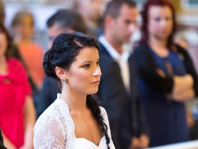 Il matrimonio di Alex e Nunzia a Romanengo, Cremona 27