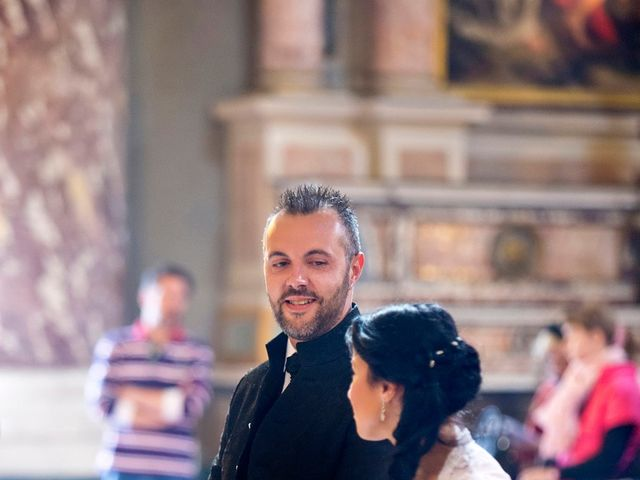 Il matrimonio di Alex e Nunzia a Romanengo, Cremona 28