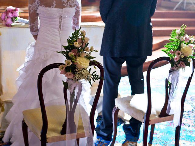 Il matrimonio di Alex e Nunzia a Romanengo, Cremona 29