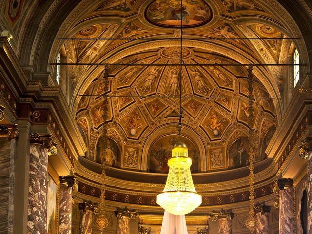 Il matrimonio di Alex e Nunzia a Romanengo, Cremona 30