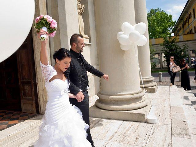 Il matrimonio di Alex e Nunzia a Romanengo, Cremona 37