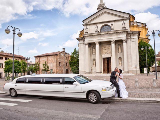 Il matrimonio di Alex e Nunzia a Romanengo, Cremona 40