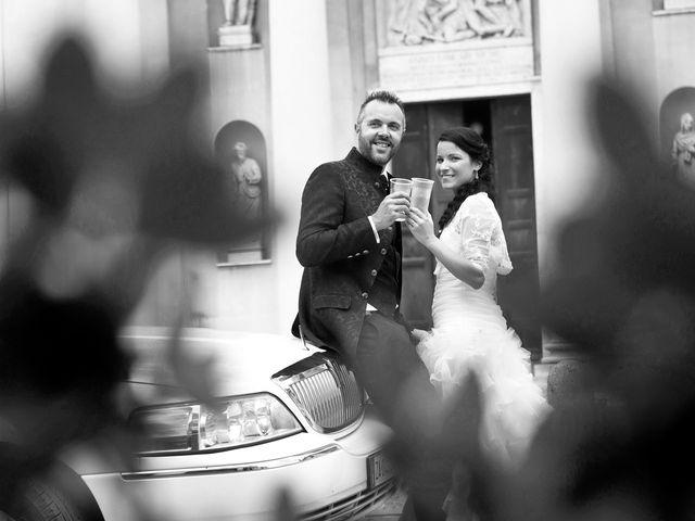 Il matrimonio di Alex e Nunzia a Romanengo, Cremona 41