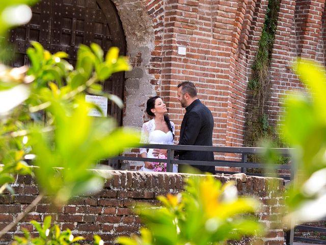 Il matrimonio di Alex e Nunzia a Romanengo, Cremona 43