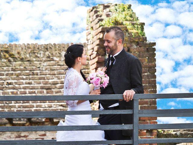 Il matrimonio di Alex e Nunzia a Romanengo, Cremona 44