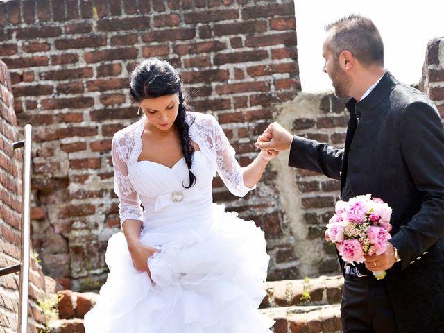 Il matrimonio di Alex e Nunzia a Romanengo, Cremona 45