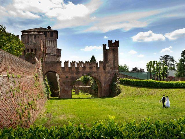 Il matrimonio di Alex e Nunzia a Romanengo, Cremona 46