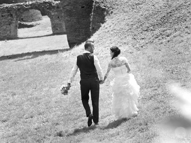 Il matrimonio di Alex e Nunzia a Romanengo, Cremona 47