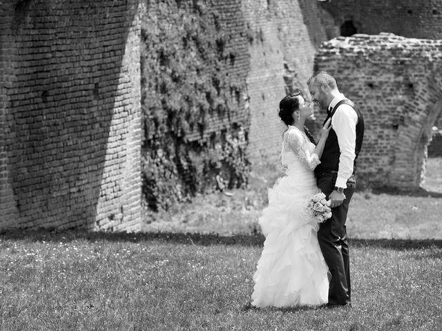 Il matrimonio di Alex e Nunzia a Romanengo, Cremona 48