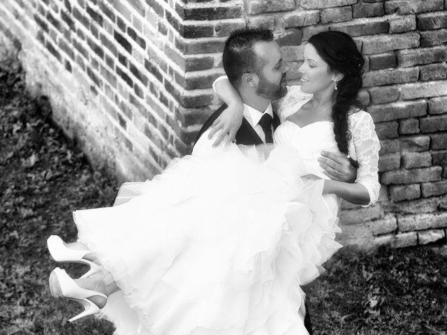 Il matrimonio di Alex e Nunzia a Romanengo, Cremona 50