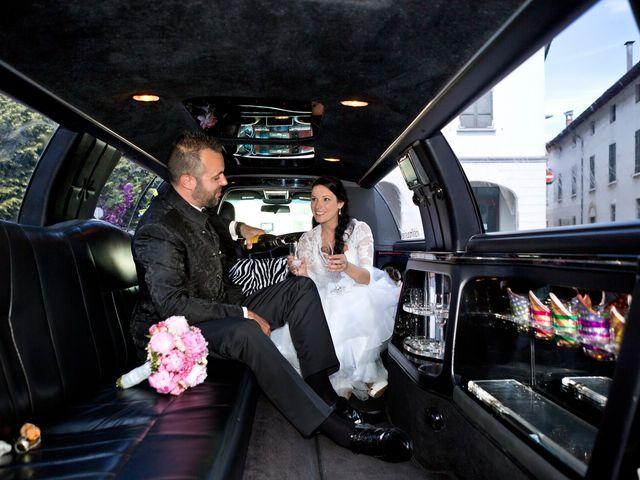 Il matrimonio di Alex e Nunzia a Romanengo, Cremona 51