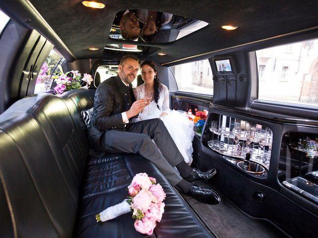 Il matrimonio di Alex e Nunzia a Romanengo, Cremona 52
