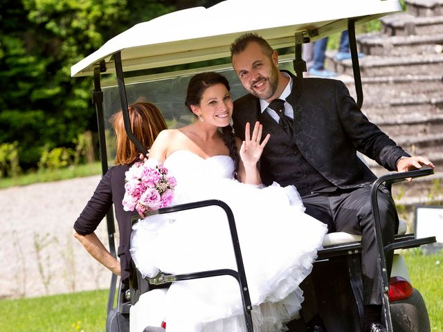 Il matrimonio di Alex e Nunzia a Romanengo, Cremona 53