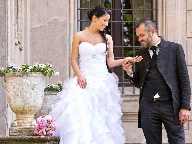 Il matrimonio di Alex e Nunzia a Romanengo, Cremona 54