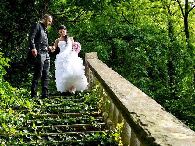 Il matrimonio di Alex e Nunzia a Romanengo, Cremona 61