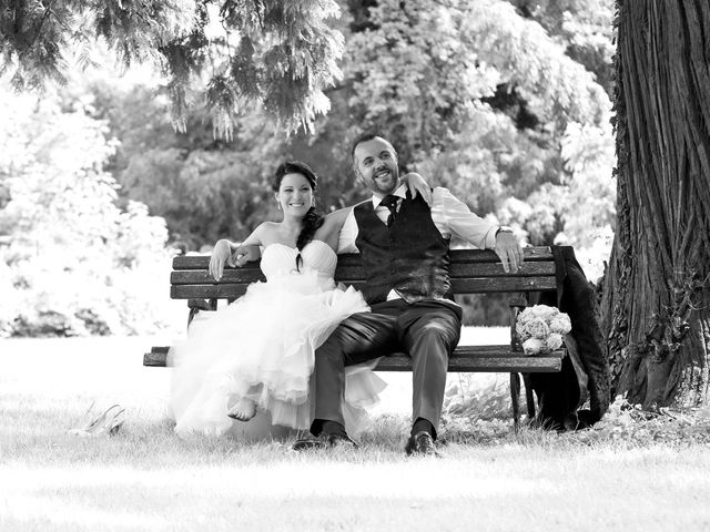 Il matrimonio di Alex e Nunzia a Romanengo, Cremona 68