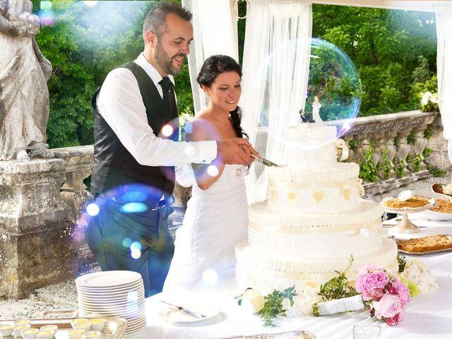 Il matrimonio di Alex e Nunzia a Romanengo, Cremona 71