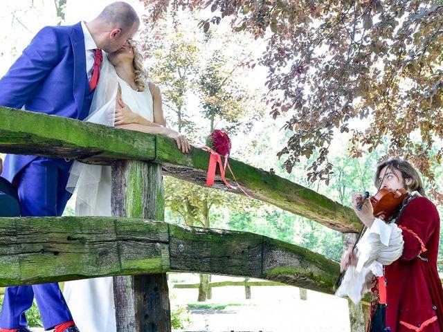 Il matrimonio di stefano e barbara a Barengo, Novara 6