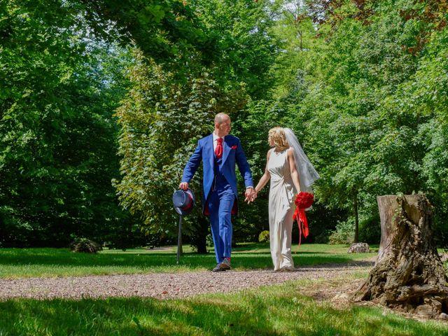 Il matrimonio di stefano e barbara a Barengo, Novara 7