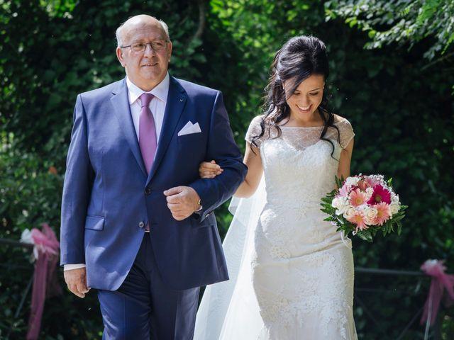 Il matrimonio di Davide e Marica a Stradella, Pavia 15