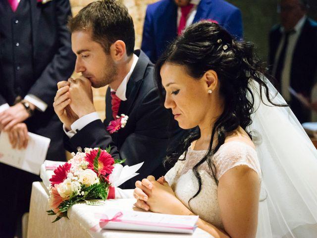 Il matrimonio di Davide e Marica a Stradella, Pavia 17