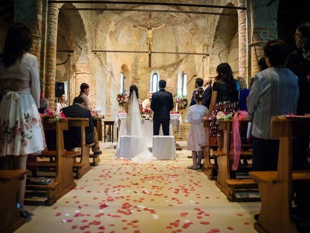 Il matrimonio di Davide e Marica a Stradella, Pavia 18