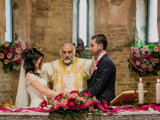 Il matrimonio di Davide e Marica a Stradella, Pavia 19