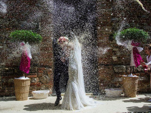 Il matrimonio di Davide e Marica a Stradella, Pavia 21