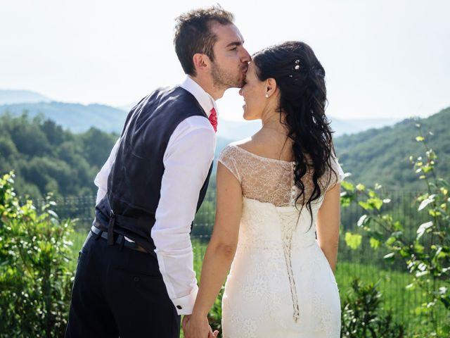 Il matrimonio di Davide e Marica a Stradella, Pavia 30