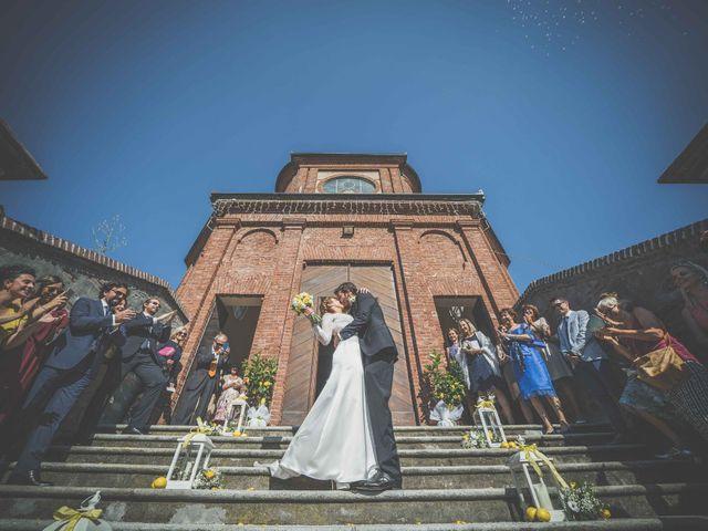 Il matrimonio di Alberto e Beatrice a Moncalieri, Torino 1