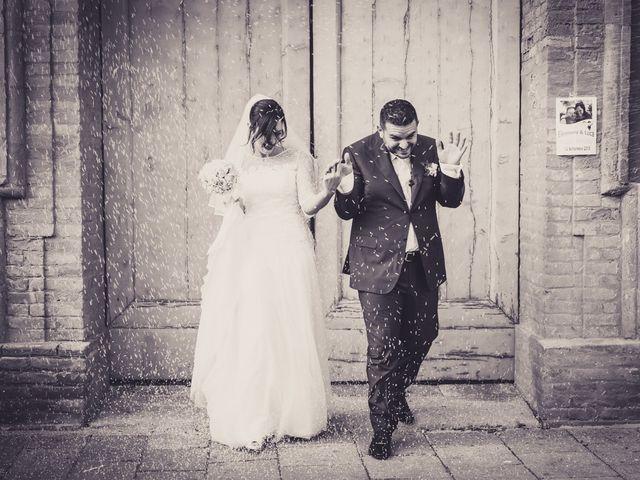 Il matrimonio di Luca e Eleonora a Ostellato, Ferrara 10