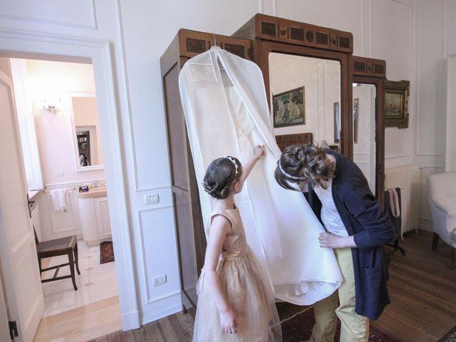 Il matrimonio di Raffaele e Valérie a Corbetta, Milano 2