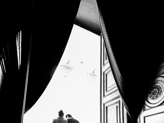Il matrimonio di Raffaele e Valérie a Corbetta, Milano 10