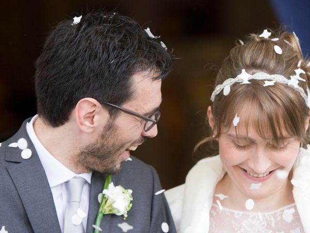 Il matrimonio di Raffaele e Valérie a Corbetta, Milano 12