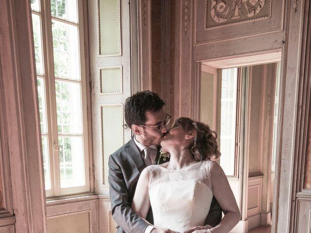 Il matrimonio di Raffaele e Valérie a Corbetta, Milano 13