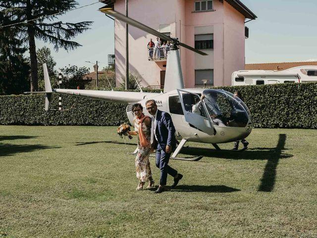 Il matrimonio di Massimiliano e Tiziana a Malnate, Varese 3