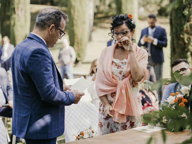 Le nozze di Tiziana e Massimiliano