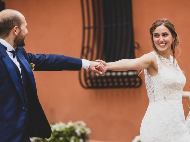 Il matrimonio di Giuseppe e Paola a Roma, Roma 1