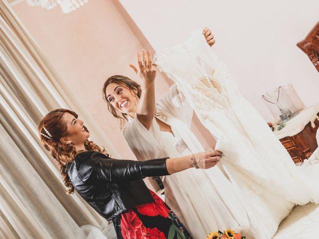 Il matrimonio di Giuseppe e Paola a Roma, Roma 7