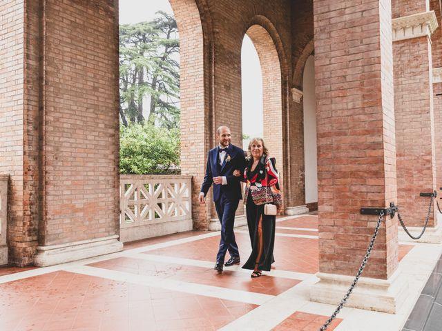 Il matrimonio di Giuseppe e Paola a Roma, Roma 11