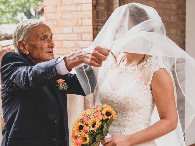 Il matrimonio di Giuseppe e Paola a Roma, Roma 12