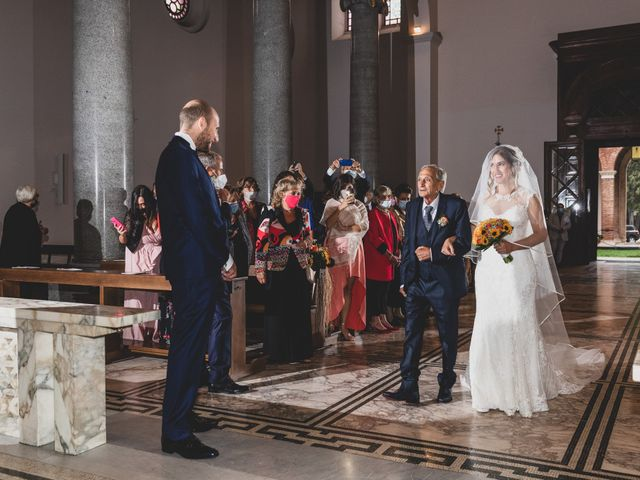 Il matrimonio di Giuseppe e Paola a Roma, Roma 15