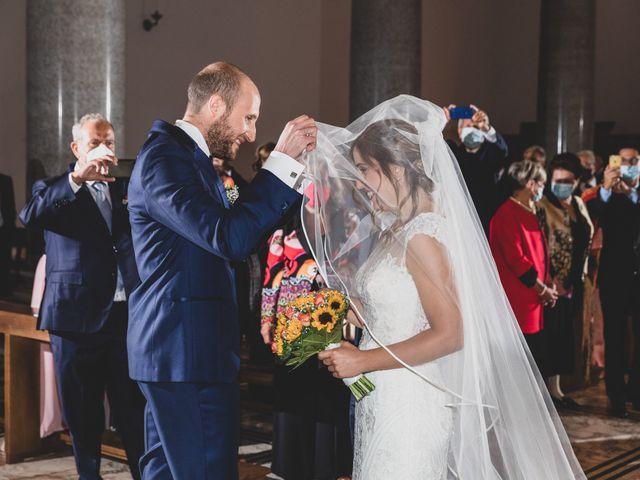 Il matrimonio di Giuseppe e Paola a Roma, Roma 16