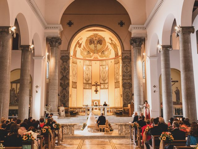 Il matrimonio di Giuseppe e Paola a Roma, Roma 17
