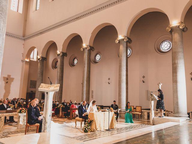Il matrimonio di Giuseppe e Paola a Roma, Roma 18