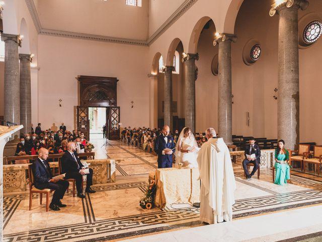 Il matrimonio di Giuseppe e Paola a Roma, Roma 20