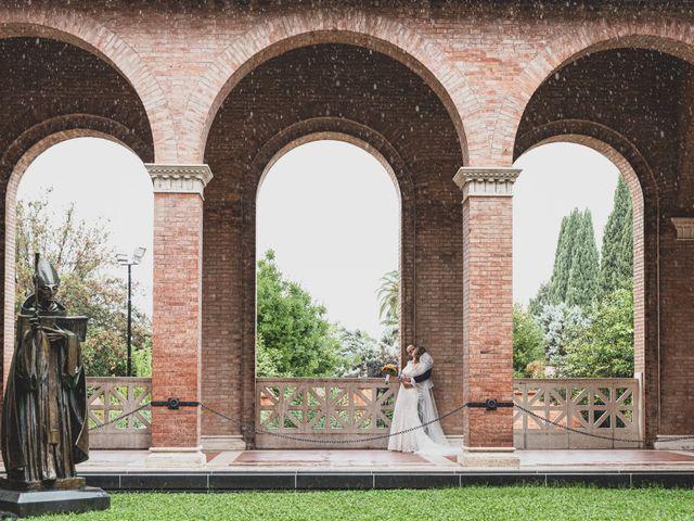 Il matrimonio di Giuseppe e Paola a Roma, Roma 29